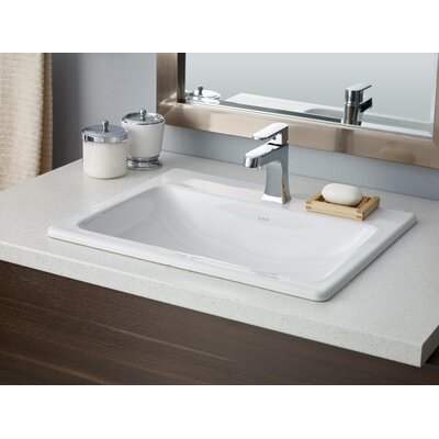 Manhattan Self Rimming Bathroom Sink