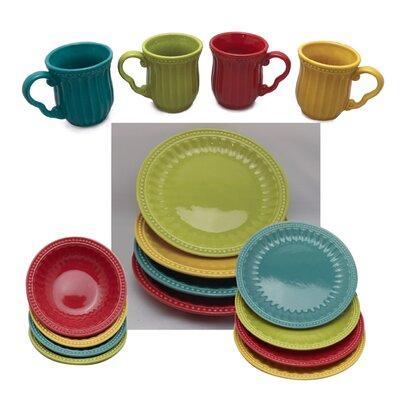 16 Piece Dinnerware Set 39483