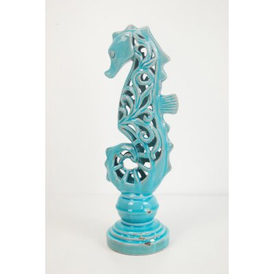 Seahorse Figurine