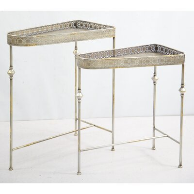 compare jackie 5 piece nesting table prices and