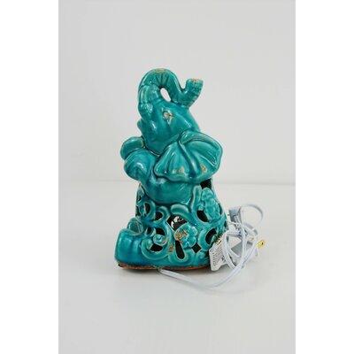 Elephant Night Light Color: Blue