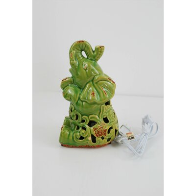 Elephant Night Light Color: Green