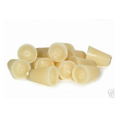 Vanilla Votive Candle Sugar mold candles (set of 6)