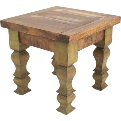 End Table Color: Olive Green