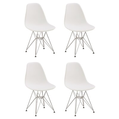 16 Side Chair Finish: White