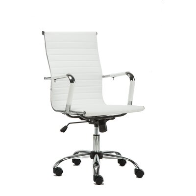 Famiscorp High-back Leather Office Executive Chair