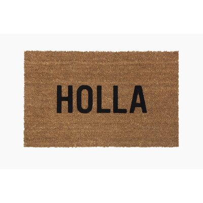 �Holla Doormat