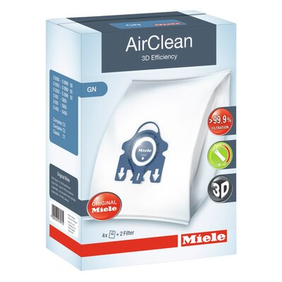 Air Clean 3D Efficiency Filter Bag 10123210