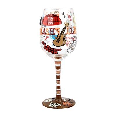 Nashville Wine Glass