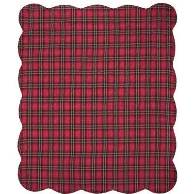 Jeremy Cotton Throw Blanket