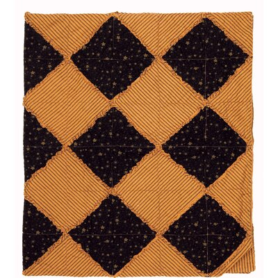 Forrest Rag Cotton Throw Blanket