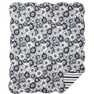 Debbie Cotton Throw Blanket