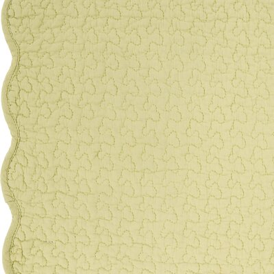 Cotton Throw Blanket Color: Spearmint