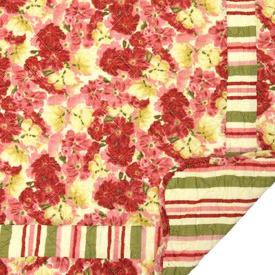 Lula Belle Cotton Throw Blanket
