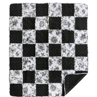 Moonlight Sonata Rag Cotton Throw Blanket