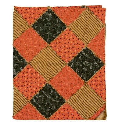 Octavia Rag Cotton Throw Blanket