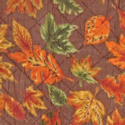 Autumn Cotton Throw Blanket