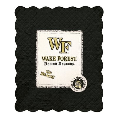 Wake Forest University Cotton Throw