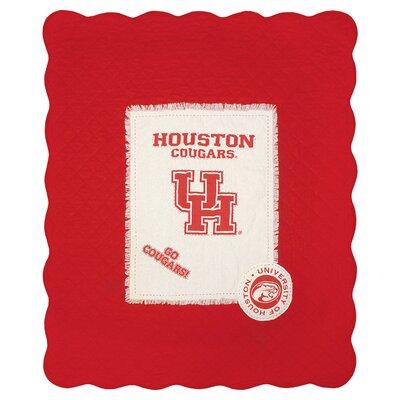 University of Houston Cotton Throw