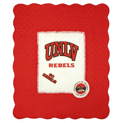 University of Nevada, Las Vegas Cotton Throw