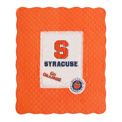 Syracuse University Cotton Throw