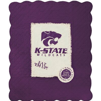 Kansas State University Cotton Throw