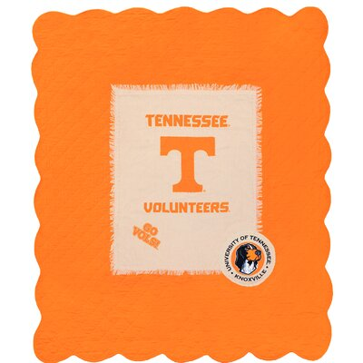 University of Tennessee Cotton Throw
