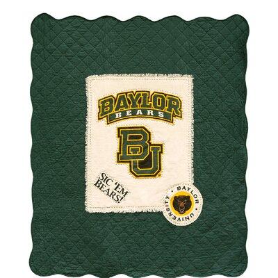 Baylor University Cotton Throw