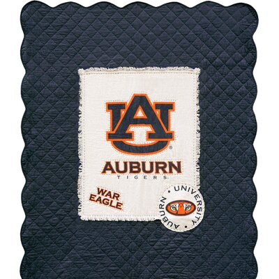 Auburn University Cotton Throw