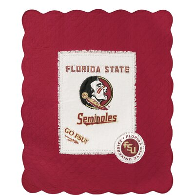 Florida State University Cotton Throw