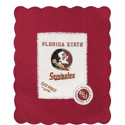 Florida State University Cotton Throw