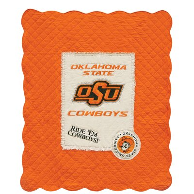 Oklahoma State University Cotton Throw