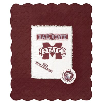Mississippi State University Cotton Throw