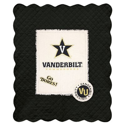 Vanderbilt University Cotton Throw