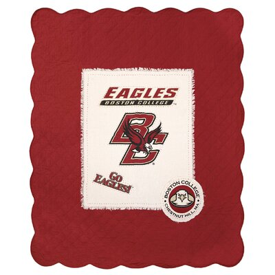Boston College Cotton Throw