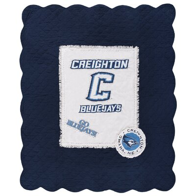 Creighton University Cotton Throw