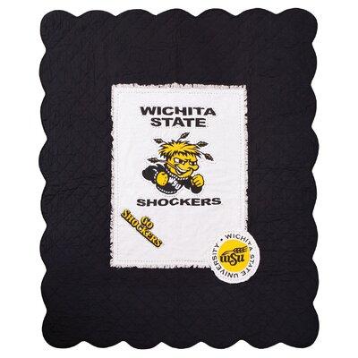 Wichita State University Cotton Throw