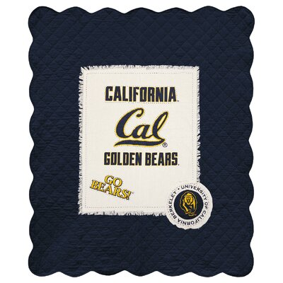 University of California, Berkeley Cotton Throw