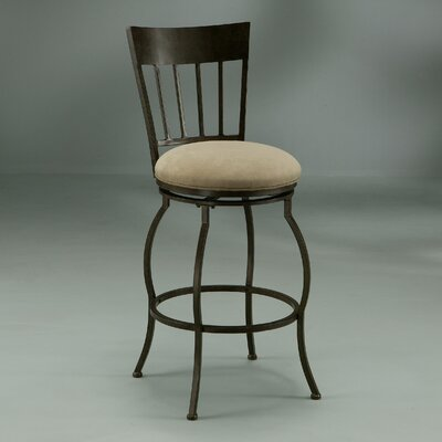 Aspen 26 inch Swivel Bar Stool