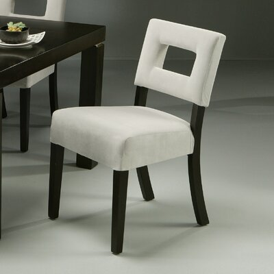 Jakarta Dining Chair with Bella Grey Fabric