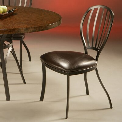 Cafferata Side Chair in Melvin Chocolate
