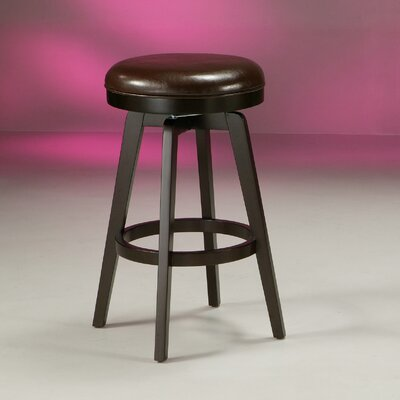 Royal Vista Swivel Bar Stool Height: 26