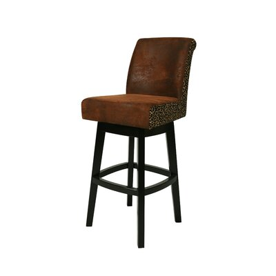 Lake Village 30 Swivel Bar Stool