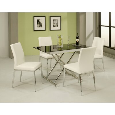 Jensen 5 Piece Dining Set