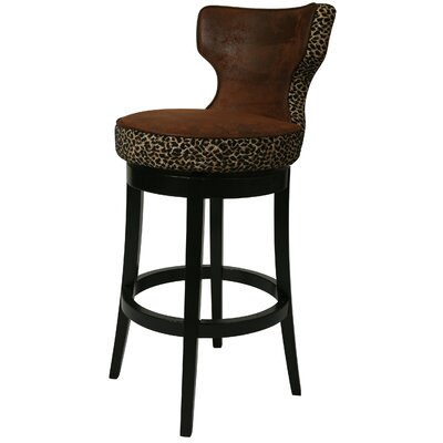 Augusta 26.75 Swivel Bar Stool