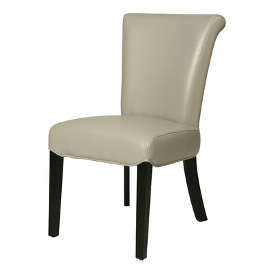 Hannah Parsons Chair Chair Upholstery: Light Gray