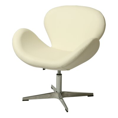 Le Parque Lounge Chair Finish: Ivory