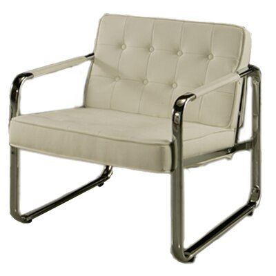 Tibet Armchair Color: Ivory