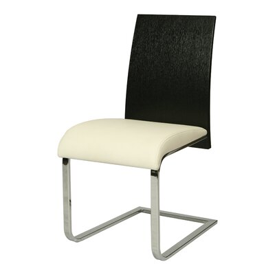 Federick Side Chair Upholstery: Ivory