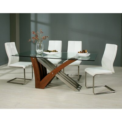 Akasha 5 Piece Dining Set